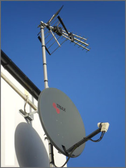 freesat dish installation