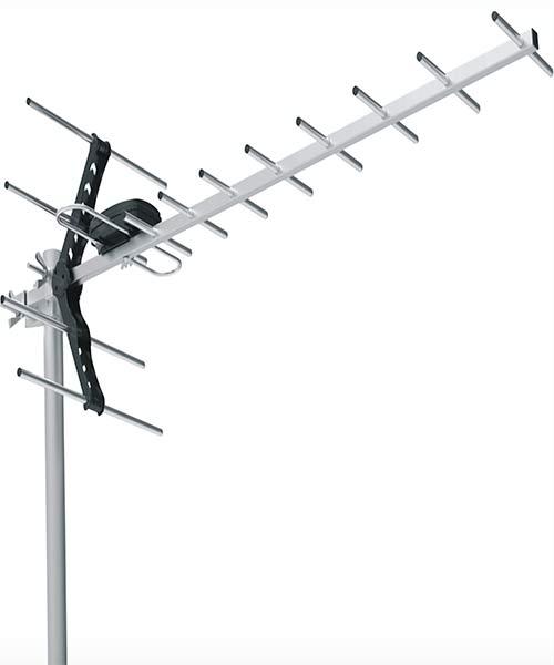 aerial installation forfar